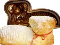 лоток овечки Стоковое Фото