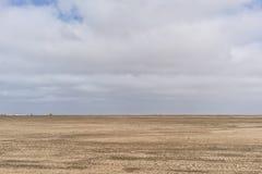 Лоток пустыни Namibe, Ангола вышесказанного стоковые фото