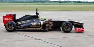 лотос автомобиля f1 Стоковое Изображение