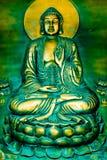 лотос Будды Стоковые Фото