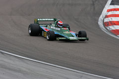 Лотос Марио Andretti Стоковое фото RF