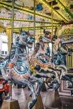 Лошади Carrousel Стоковые Изображения
