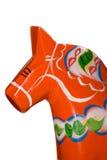 лошадь dala Стоковая Фотография