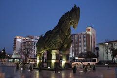 Лошадь Troia стоковая фотография rf