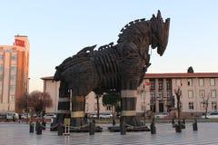 Лошадь Troia стоковое фото