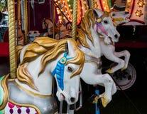 Лошади Carousel Стоковое Фото