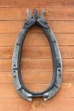 лошадь ворота Стоковое Изображение