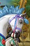 Лошадь, езда Стоковое Изображение RF