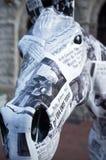 Лошадь запрета Стоковое Изображение