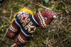 Лошадь игрушки Стоковое Фото