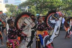 Лошадь танцев Стоковые Фото