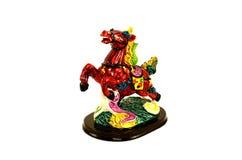 Лошадь Figurine Стоковое Фото