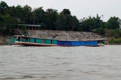 Лодка, шлюпка пассажира Стоковое Изображение