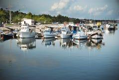 Лодки Стоковые Фото