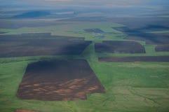 Луга ландшафта Стоковая Фотография RF