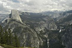 Луг El Capitan Стоковое Фото