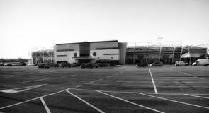 Луг Shrewsbury Greenhous стоковое изображение rf