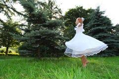 Лужайка платья