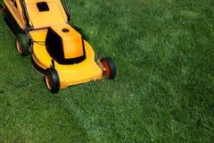 лужайка косит Стоковое фото RF