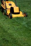 лужайка косит Стоковое Фото