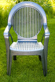 лужайка стула Стоковая Фотография