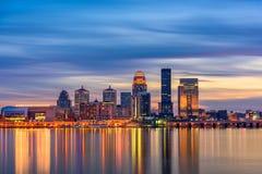 Луисвилл, Кентукки, США Стоковая Фотография RF
