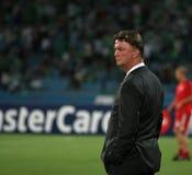Луис фургон Gaal Bayern Munich Стоковая Фотография RF