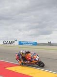 Луис Salom Moto3 Стоковое Изображение RF