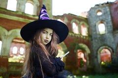 Лукавая ведьма Стоковое Изображение RF