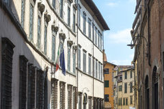Лукка (Тоскана, Италия) Стоковая Фотография RF