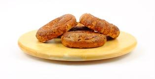 лук сыра bagels Стоковые Фото