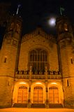 луна залы bonython передняя стоковые изображения rf