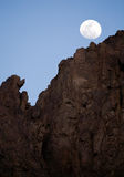 луна Стоковая Фотография RF