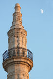 луна ramadan Стоковое Фото