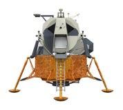 Лунная капсула Аполлона иллюстрация вектора