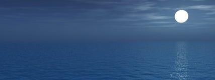 лунный свет Стоковые Изображения