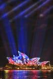 Лучей Sy яркие 17 Op Vert высоких Стоковые Изображения RF