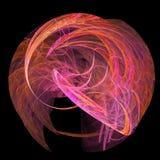 лучи беспорядка цветастые Стоковые Изображения RF