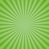 Лучи вектора покрашенные конспектом солнца Стоковое Изображение