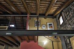 Лучи роскошной квартиры Стоковое Фото