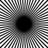 Лучи, лучи, картина sunburst starburst Собирательные линии abst Стоковое Изображение RF
