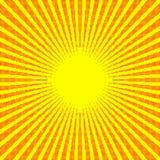 Лучи, лучи, картина sunburst starburst Собирательные линии abst Стоковые Фото