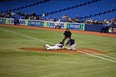 Лучи Tampa Bay на Toronto Blue Jays Стоковое Изображение