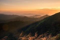 Луч и слой природы Стоковые Фото