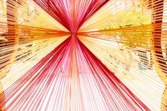 Луч пряжи Стоковое Фото