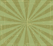 луч grunge конструкции Стоковое Фото