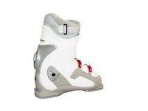 лыжа ботинка Стоковое Изображение RF
