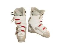 лыжа ботинка Стоковая Фотография