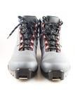 лыжа ботинок стоковое фото