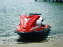 Лыжа двигателя Стоковые Фотографии RF